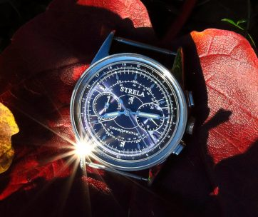 blue, sun, ray, univaque, watches, autumn, herbst, armbanduhr
